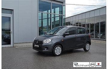 Suzuki Celerio 1,0 GL bei Neu und Gebrauchtwagen – 4310 Mauthausen, Oberösterreich – Autohaus Reichhart in Ihre Fahrzeugfamilie
