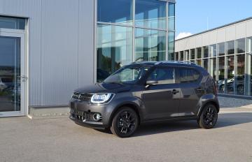 Suzuki Ignis 1,2 Hybrid 4WD Flash bei Neu und Gebrauchtwagen – 4310 Mauthausen, Oberösterreich – Autohaus Reichhart in Ihre Fahrzeugfamilie