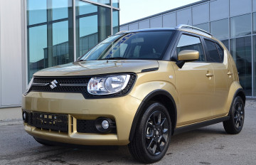 Suzuki Ignis 1.2 Allrad Shine bei Neu und Gebrauchtwagen – 4310 Mauthausen, Oberösterreich – Autohaus Reichhart in Ihre Fahrzeugfamilie
