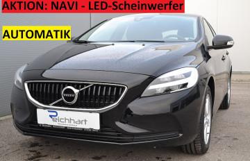Volvo V40 T2A Kinetic AKTION NAVIGATOR-LED Kinetic bei Neu und Gebrauchtwagen – 4310 Mauthausen, Oberösterreich – Autohaus Reichhart in Ihre Fahrzeugfamilie
