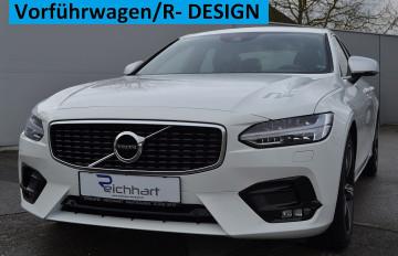 Volvo S90 D3 R-Design Geartronic R-Design bei Neu und Gebrauchtwagen – 4310 Mauthausen, Oberösterreich – Autohaus Reichhart in Ihre Fahrzeugfamilie