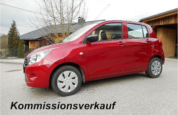Suzuki Celerio 1,0 Clear bei Neu und Gebrauchtwagen – 4310 Mauthausen, Oberösterreich – Autohaus Reichhart in Ihre Fahrzeugfamilie