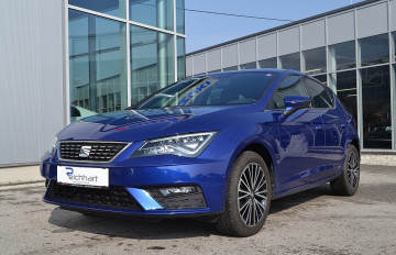 Seat Leon Xcellence 1,4 TSI Start-Stopp bei Neu und Gebrauchtwagen – 4310 Mauthausen, Oberösterreich – Autohaus Reichhart in Ihre Fahrzeugfamilie