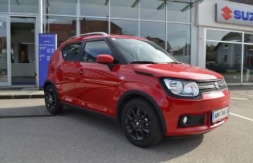 Suzuki Ignis 1,2 GL+ AGS bei Neu und Gebrauchtwagen – 4310 Mauthausen, Oberösterreich – Autohaus Reichhart in Ihre Fahrzeugfamilie
