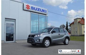 Suzuki Vitara 1,6 Clear Allrad bei Neu und Gebrauchtwagen – 4310 Mauthausen, Oberösterreich – Autohaus Reichhart in Ihre Fahrzeugfamilie