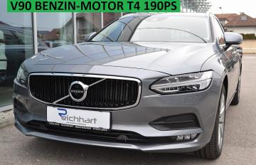 Volvo V90 T4 Momentum Geartronic Momentum bei Neu und Gebrauchtwagen – 4310 Mauthausen, Oberösterreich – Autohaus Reichhart in Ihre Fahrzeugfamilie