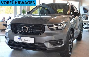 Volvo XC40 D4 R-Design AWD Geartronic bei Neu und Gebrauchtwagen – 4310 Mauthausen, Oberösterreich – Autohaus Reichhart in Ihre Fahrzeugfamilie