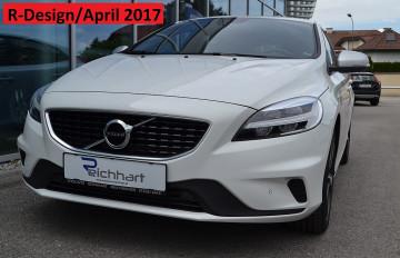 Volvo V40 D2 R-Design bei Neu und Gebrauchtwagen – 4310 Mauthausen, Oberösterreich – Autohaus Reichhart in Ihre Fahrzeugfamilie