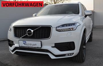 Volvo XC90 D5 AWD R-Design bei Neu und Gebrauchtwagen – 4310 Mauthausen, Oberösterreich – Autohaus Reichhart in Ihre Fahrzeugfamilie