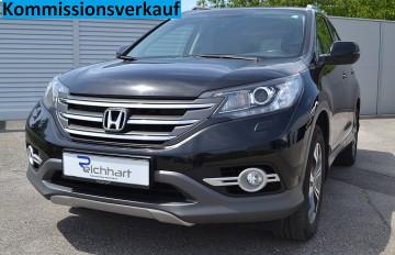 Honda CR-V 2,2i-DTEC Lifestyle DPF bei Neu und Gebrauchtwagen – 4310 Mauthausen, Oberösterreich – Autohaus Reichhart in Ihre Fahrzeugfamilie