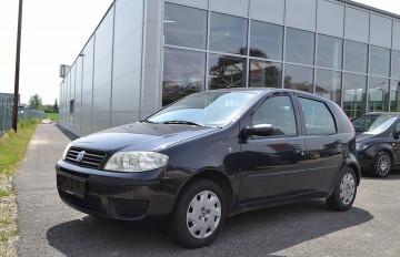 Fiat Punto bei Neu und Gebrauchtwagen – 4310 Mauthausen, Oberösterreich – Autohaus Reichhart in Ihre Fahrzeugfamilie