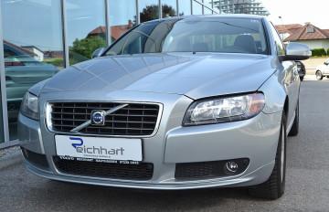 Volvo S80 2,4 D Momentum bei Neu und Gebrauchtwagen – 4310 Mauthausen, Oberösterreich – Autohaus Reichhart in Ihre Fahrzeugfamilie