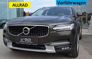 Volvo V90 Cross Country D4 AWD Geartronic bei Neu und Gebrauchtwagen – 4310 Mauthausen, Oberösterreich – Autohaus Reichhart in Ihre Fahrzeugfamilie
