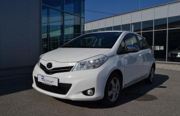 Toyota Yaris 1,0 VVT-i Trend bei Neu und Gebrauchtwagen – 4310 Mauthausen, Oberösterreich – Autohaus Reichhart in Ihre Fahrzeugfamilie