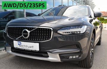 Volvo V90 Cross Country D5 AWD Geartronic bei Neu und Gebrauchtwagen – 4310 Mauthausen, Oberösterreich – Autohaus Reichhart in Ihre Fahrzeugfamilie