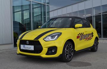 Suzuki Swift Sport 1,4 DITC Sport bei Neu und Gebrauchtwagen – 4310 Mauthausen, Oberösterreich – Autohaus Reichhart in Ihre Fahrzeugfamilie