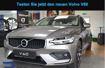 Volvo V60 D4 Momentum Geartronic bei Neu und Gebrauchtwagen – 4310 Mauthausen, Oberösterreich – Autohaus Reichhart in Ihre Fahrzeugfamilie
