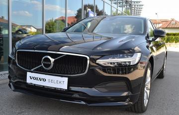 Volvo S90 D4 Geartronic Momentum bei Neu und Gebrauchtwagen – 4310 Mauthausen, Oberösterreich – Autohaus Reichhart in Ihre Fahrzeugfamilie