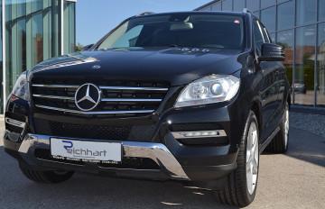 Mercedes-Benz ML 350 BlueTEC 4MATIC Aut. DPF bei Neu und Gebrauchtwagen – 4310 Mauthausen, Oberösterreich – Autohaus Reichhart in Ihre Fahrzeugfamilie