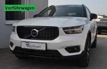 Volvo XC40 D4 R-Design AWD Geartronic R-Design bei Neu und Gebrauchtwagen – 4310 Mauthausen, Oberösterreich – Autohaus Reichhart in Ihre Fahrzeugfamilie