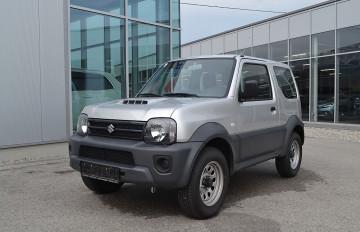 Suzuki Jimny 1,3 V L1 basic bei Neu und Gebrauchtwagen – 4310 Mauthausen, Oberösterreich – Autohaus Reichhart in Ihre Fahrzeugfamilie