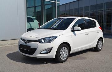 Hyundai i20 1,25 Life bei Neu und Gebrauchtwagen – 4310 Mauthausen, Oberösterreich – Autohaus Reichhart in Ihre Fahrzeugfamilie