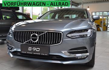 Volvo S90 D4 AWD Inscription Geartronic bei Neu und Gebrauchtwagen – 4310 Mauthausen, Oberösterreich – Autohaus Reichhart in Ihre Fahrzeugfamilie