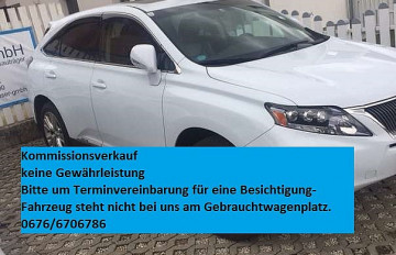 Lexus RX 450H 4WD Hybrid bei BM || J.Reichhart GmbH in