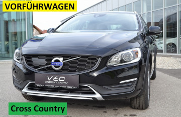 Volvo V60 Cross Country D3 Geartronic bei Neu und Gebrauchtwagen – 4310 Mauthausen, Oberösterreich – Autohaus Reichhart in Ihre Fahrzeugfamilie