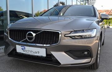 Volvo V60 D3 Momentum Geartronic bei Neu und Gebrauchtwagen – 4310 Mauthausen, Oberösterreich – Autohaus Reichhart in Ihre Fahrzeugfamilie