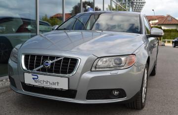 Volvo V70 2,4 D Kinetic Geartronic Aut. bei Neu und Gebrauchtwagen – 4310 Mauthausen, Oberösterreich – Autohaus Reichhart in Ihre Fahrzeugfamilie
