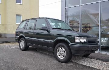 Land Rover Range Rover 2,5 R6 DSE Ds. Aut. bei BM || J.Reichhart GmbH in