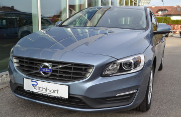 Volvo V60 D2 Kinetic bei Neu und Gebrauchtwagen – 4310 Mauthausen, Oberösterreich – Autohaus Reichhart in Ihre Fahrzeugfamilie
