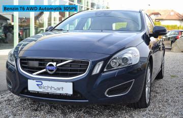 Volvo V60 T6 AWD Summum Geartronic Aut. bei Neu und Gebrauchtwagen – 4310 Mauthausen, Oberösterreich – Autohaus Reichhart in Ihre Fahrzeugfamilie