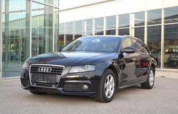 Audi A4 bei Neu und Gebrauchtwagen – 4310 Mauthausen, Oberösterreich – Autohaus Reichhart in Ihre Fahrzeugfamilie