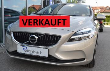Volvo V40 D2 Kinetic Geartronic bei Neu und Gebrauchtwagen – 4310 Mauthausen, Oberösterreich – Autohaus Reichhart in Ihre Fahrzeugfamilie