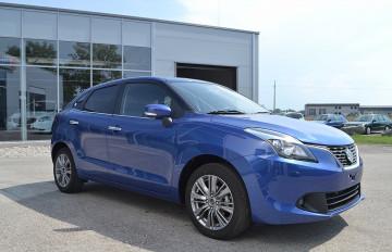 Suzuki Baleno 1,2 Flash bei Neu und Gebrauchtwagen – 4310 Mauthausen, Oberösterreich – Autohaus Reichhart in Ihre Fahrzeugfamilie