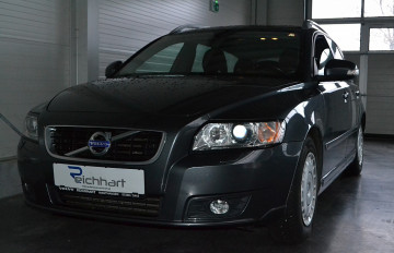 Volvo V50 D2 Business Edition bei BM || J.Reichhart GmbH in