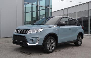 Suzuki Vitara 1,0 DITC ALLGRIP shine bei BM || J.Reichhart GmbH in