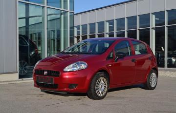 Fiat Punto bei BM || J.Reichhart GmbH in