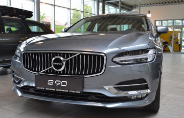 Volvo S90 D4 AWD Inscription Geartronic bei BM || J.Reichhart GmbH in