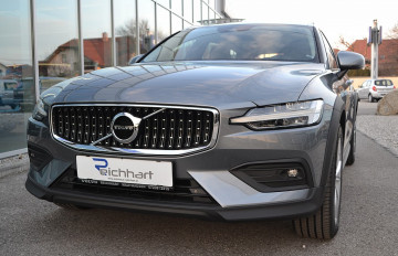 Volvo V60 D4 AWD Momentum Geartronic bei BM || J.Reichhart GmbH in