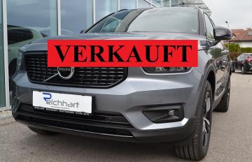 Volvo XC40 T3 R-Design bei BM || J.Reichhart GmbH in