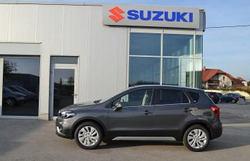 Suzuki SX4 S-Cross 1,4 DITC 4WD shine bei BM || J.Reichhart GmbH in