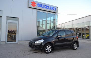 Suzuki SX4 2,0 GL DDiS 5DR 4WD Shine bei BM || J.Reichhart GmbH in