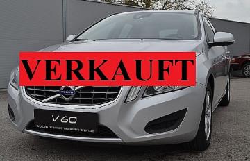 Volvo V60 D3 Kinetic Geartronic bei BM || J.Reichhart GmbH in