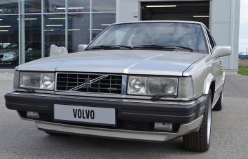 Volvo 780 Bertone Coupe Aut. bei BM || J.Reichhart GmbH in