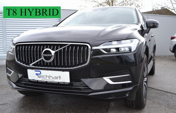 Volvo XC60 T8 Twin Engine Inscription bei BM || J.Reichhart GmbH in