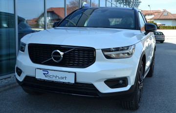 Volvo XC40 D3 R-Design AWD Geartronic bei BM || J.Reichhart GmbH in