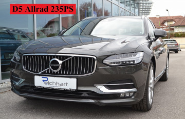 Volvo V90 D5 AWD Inscription Geartronic bei BM || J.Reichhart GmbH in